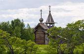 Archangel Michael Orthodox chapel on Kizhi island