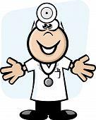 Round Head Doctor