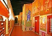 picture of drow  - The Holy Monastery of the Virgin of Kykkos in Troodos mountains Cyprus - JPG