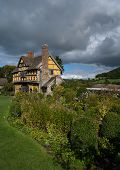 Stokesay Castle Gatehouse And Gardens