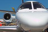 Jet Liner Nose