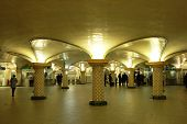 picture of gare  - a photo of the metro of Paris - JPG