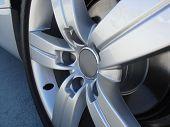 Sports Car'S Wheel 2