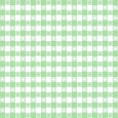 Seamless Tablecloth Pattern, Green