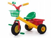 stock photo of tricycle  - Tricycle  - JPG