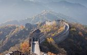 picture of qin dynasty  - The Great Wall is the greatness of ancient Chinese buildings - JPG