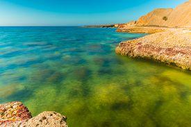 image of gozo  - blue lagoon Comino island Malta Gozo - JPG