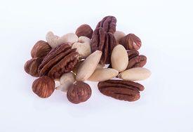 foto of mixed nut  - mix nut - JPG