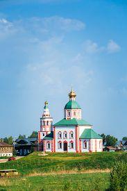 image of prophets  - Church of Elijah the Prophet Elias Church  - JPG