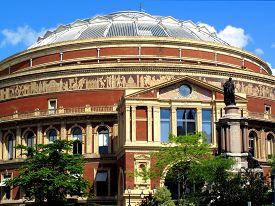 picture of kensington  - The Royal Albert Hall - JPG