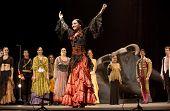 Teatro de dança de flamenco: Carmen