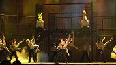 El Drama de danza famosa del mundo: Notre Dame De Paris