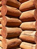 Log Building Detail