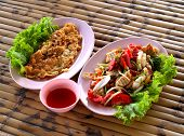 Delicious   Of  Thai Food