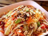 picture of thai food  - a photo of delicious of thai food - JPG