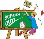 school`s out