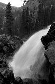 Waterfall Near Lost Lake