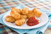 Tater Tots & Catsup