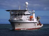 Offshore Diving Ship A