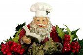 Santa lezing
