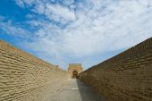 Ruinen der Chor-Baq