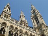 City Hall, Vienna - Detail