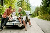 stock photo of recreational vehicle  - Travel  - JPG