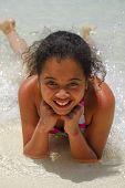 Big Smile Happy Girl