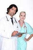 doctor member staff