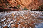 Todra Gorges, Morocco, Africa
