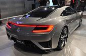 Acura NSX Concept Car
