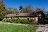 House In Urkiola, Bizkaia, Basque Country, Spain