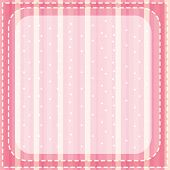 illustration of a pink wallpaper