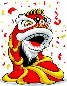 Chinese New Year Lion