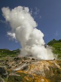 The Power Of The Giant Geyser (velikan)