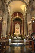 Old Basilica Altar