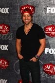 .LOS ANGELES - DEC 10:  Kip Moore arrives to the American Country Awards 2012 at Mandalay Bay Resort