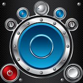 Hi Fi Set With Speaker