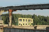 Former Soviet submarine base