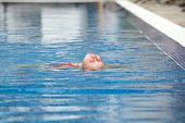 Swimming The Backstroke