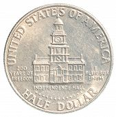 Half Us Dollar Coin