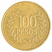 100 Chilean Pesos Coin