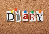 The word Diary