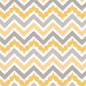 stock photo of chevron  - Chevrons seamless pattern background - JPG