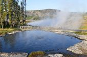 Yellowstone National Park - Hot Springs