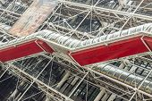 Centre Georges Pompidou - Paris.