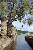 Nelsons Dockyard, Antigua and Barbuda, Caribbean