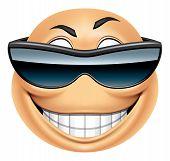 Emoticon Sunglasses