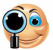 Emoticon Searching