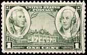 Mount Vernon Stamp
